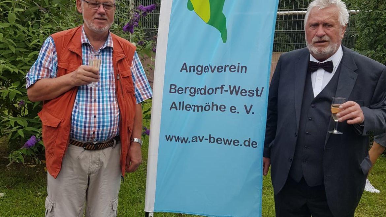 Angelverein Bergedorf-West/Allermöhe e. V. beendet die Ausbildungstätigkeit